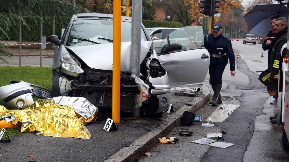 Travolta e uccisa da auto impazzita home bresciaoggi - Palestra bagnolo mella ...