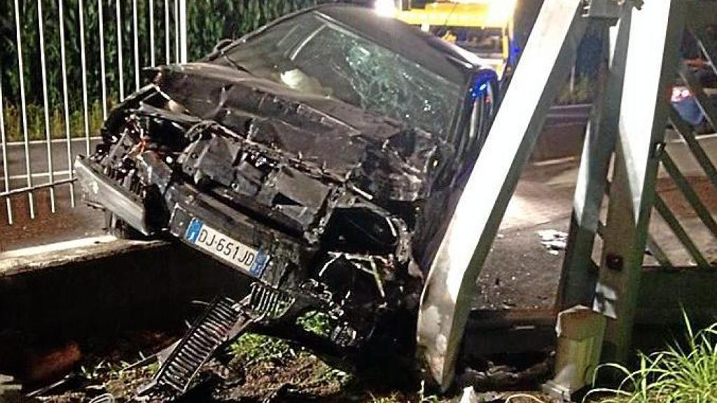 Un 39 auto decolla nel borgo olcese ferito un 23enne - Palestra bagnolo mella ...