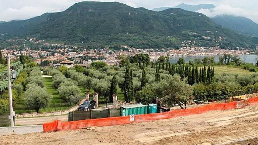 Nasce il resort da 25 milioni un mega cantiere alle versine - Spazio giardino ghedi ...