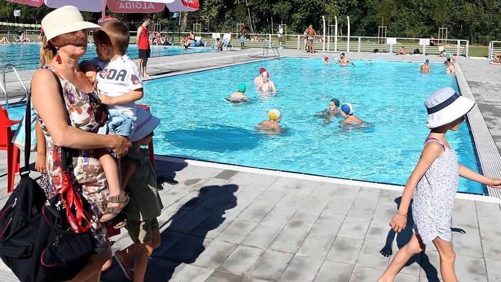 Mompiano piscina dei record home bresciaoggi - Piscina montichiari ...