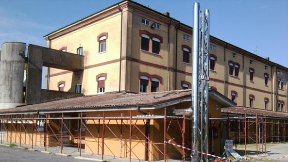 il caseificio didattico sta prendendo forma