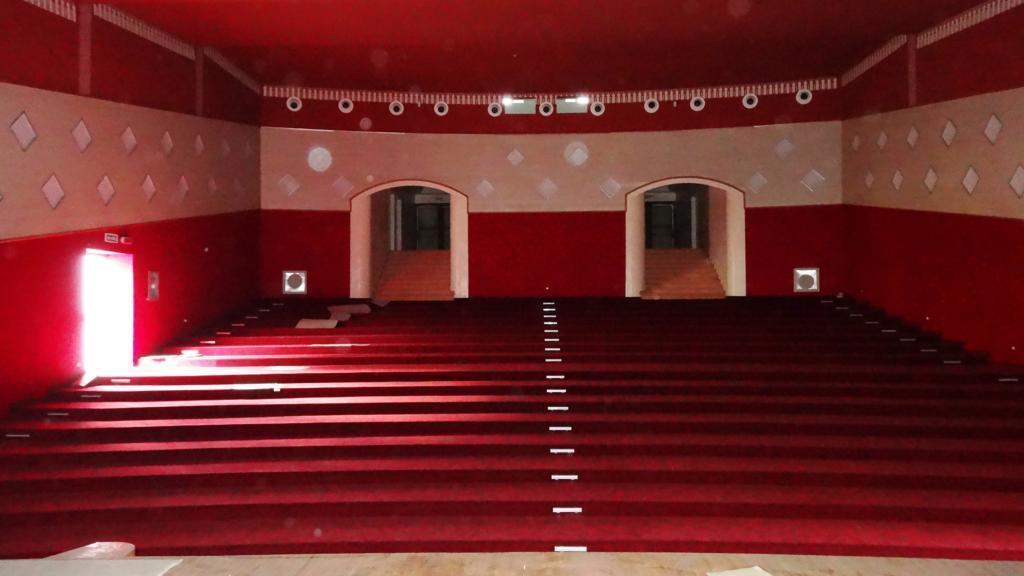 Il sindaco ha lanciato la sfida cinema aperto entro tre - Spazio giardino ghedi ...