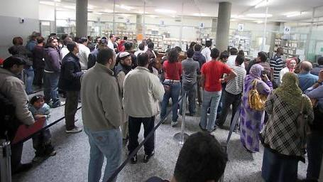 Permesso di soggiorno immigrati in questura citt for Questura firenze permesso di soggiorno