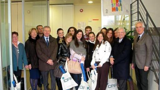 Industriamoci brescia fa il pieno di studenti economia for Scuola moda brescia