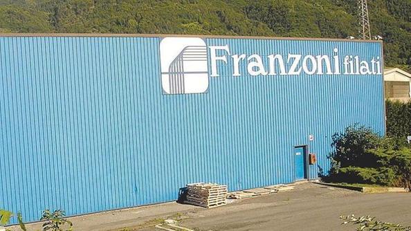 Risultati immagini per la chiusura della Franzoni cotonificio di Esine