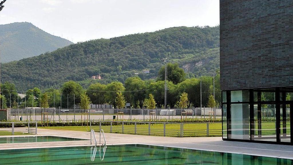 Mompiano piscina in stand by home bresciaoggi - Piscina montichiari ...