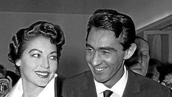 Image result for ava gardner and walter chiari