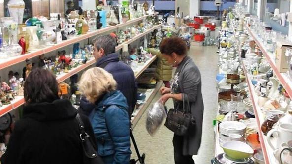 Le meridiane il mercatino che fa concorrenza a ebay for Mercatini dell usato a milano