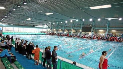 Lamarmora nuoto in piscina per telethon citt bresciaoggi - Piscina bagnolo mella ...