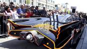 Morto George Barris, creatore Batmobile