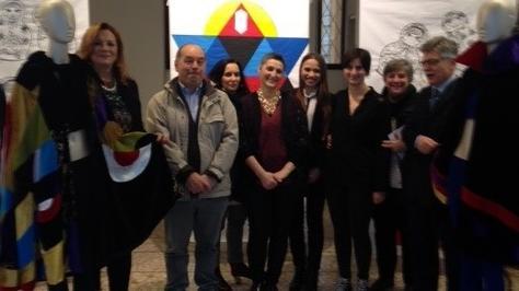 A brescia open viaggio nella moda di ispirazione russa for Scuola di moda brescia