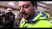 Salvini di fronte al video di Repubblica: