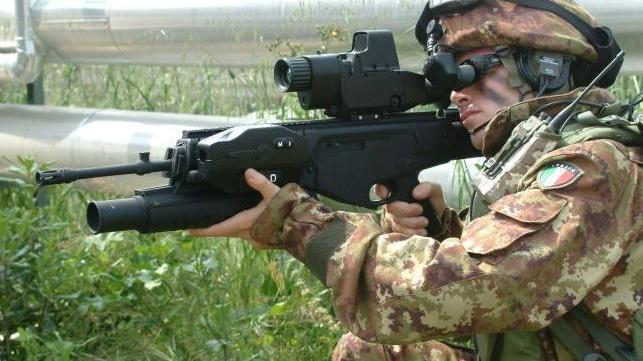 Beretta fa centro con l Esercito argentino  10209cf03983