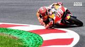 MotoGp, Marquez in pole