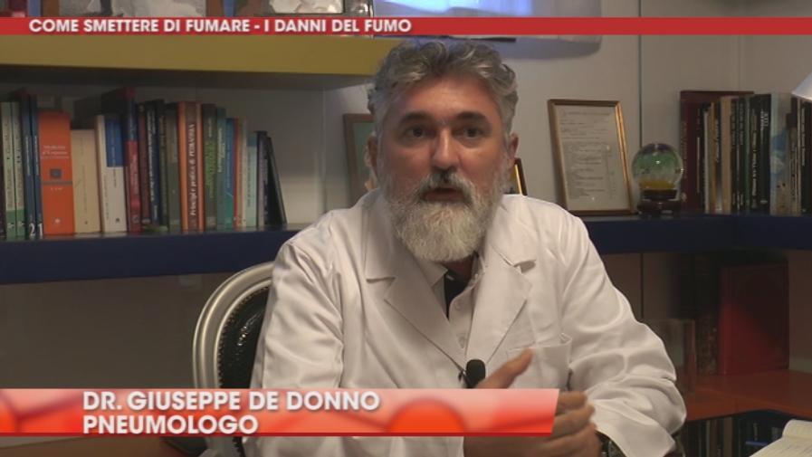 Il dottor Giuseppe De Donno, pneumologo   Servizi speciali