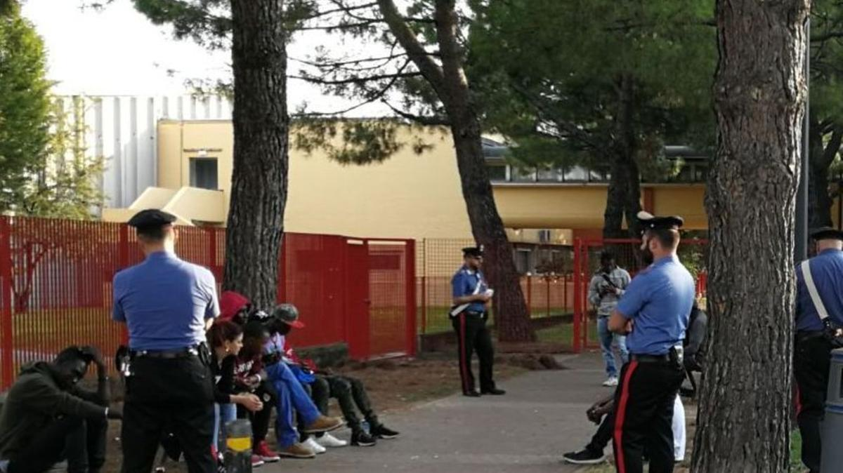 Controlli dei Carabinieri in via Sardegna e al parco Gallo - Città ...
