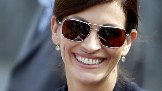 Julia Roberts: «Un film all'anno mi basta»