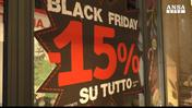 Black Friday, giro d'affari complessivo di 1,5 mld euro