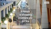 A Natale lo shopping