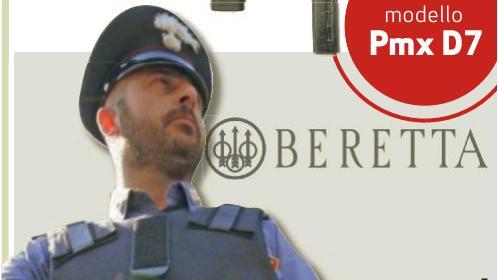 Beretta fa centro con Carabinieri e Finanza  e5afcebe1550