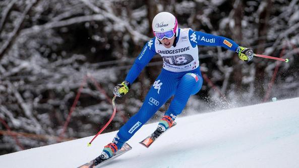 Nadia Fanchini:  dopo le Olimpiadi l'ultimo atto della stagione