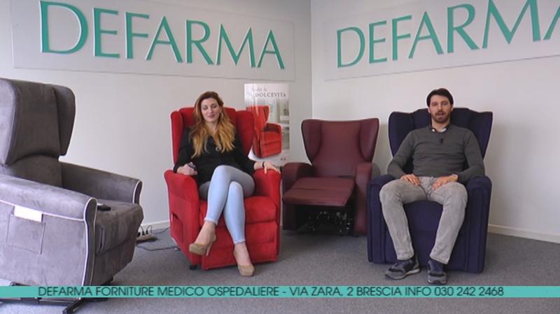 Poltrone Anziani Brescia.Le Poltrone Relax Di Defarma A Brescia A Cura Di Publiadige