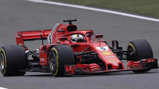 Vettel ha conquistatoun'altra pole position