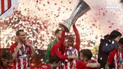 Atletico Madrid conquista l'Europa League