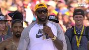 Trump attacca LeBron James, ma Melania lo elogia