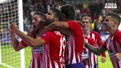 Calcio, all'Atletico Madrid la Supercoppa europea