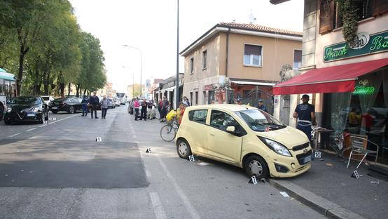 L'incidente di via Milano