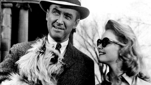 James Stewart e Lee Remick in «Anatomia di un omicidio»