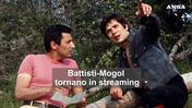 Battisti-Mogol tornano in streaming