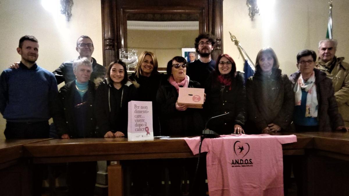 Tumore al seno, sfida lanciata - Brescia Oggi
