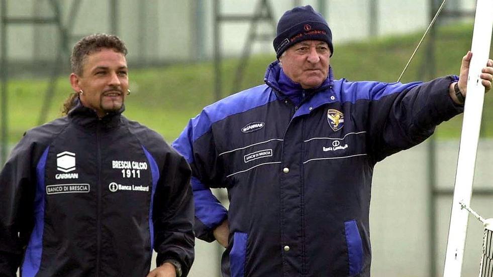 Amarcord Mazzone: «Così arrivò Baggio...» - Brescia Oggi