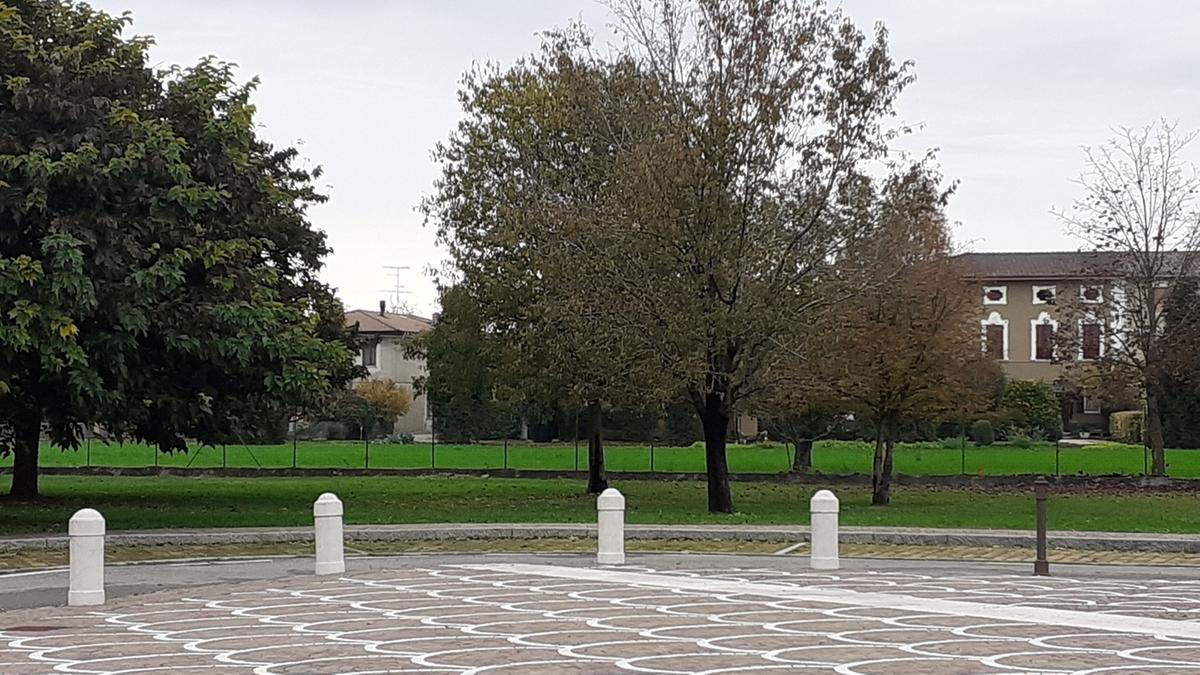 Un pozzo in piazza, acque agitate a Viadana - Brescia Oggi