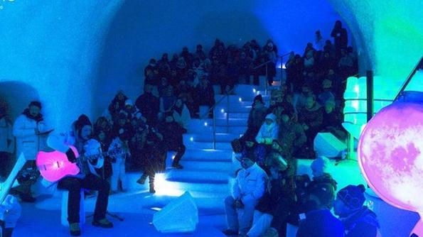 Ponte di Legno-Tonale: l'Ice Music  Festival  è all'Ice Dome