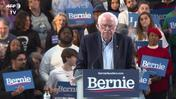 Sanders in fuga verso la nomination, trema il partito