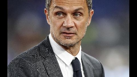 Maldini, io nel Milan del futuro? Non lo so