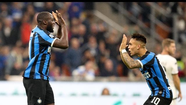 Calcio: Atalanta punta su Zapata, Lukaku-Lautaro nell'Inter